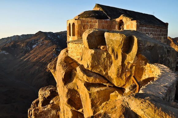 Генерал Ахмед Рагаи Аттийя назвал греческих монахов оккупантами Синая