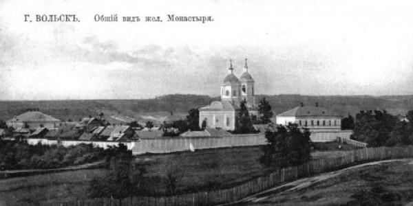 В Саратовской области планируют возродить Владимирский женский монастырь