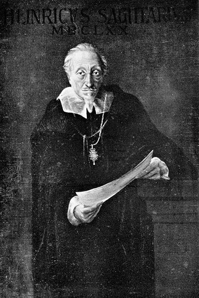 Генрих Шютц (1585 - 1672)