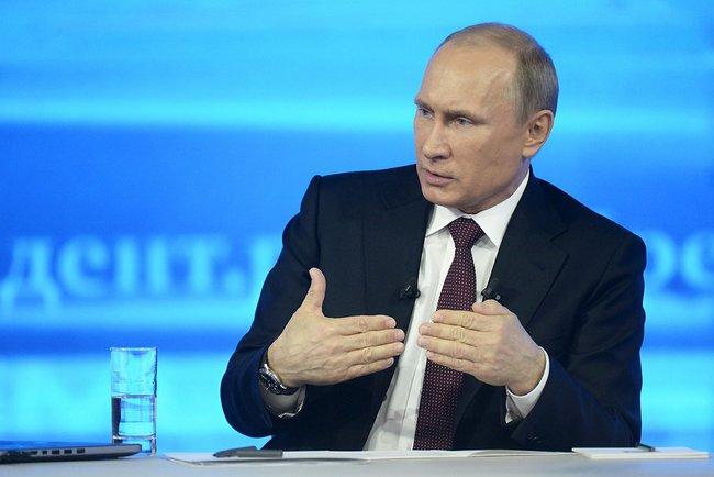 Елизавета Олескина: я не задала Владимиру Путину вопрос, но фактически получила ответ