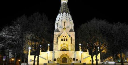 Освящение купола Русского Храма-памятника состоится в Лейпциге