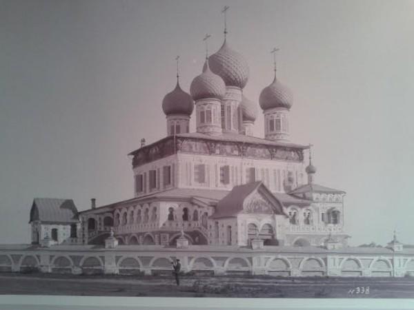 Воскресенский собор в г. Тутаев. XVII век