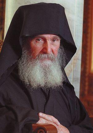 Старец Ефрем (Мораитис)