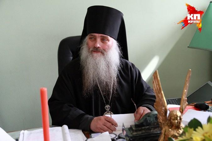 Епископ Барнаульский и Алтайский Сергий: В Пасху солнце играет