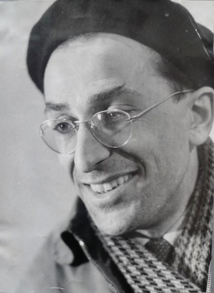 Г.А.Любимов. 1961 г. Фото из архива Г.А.Любимова