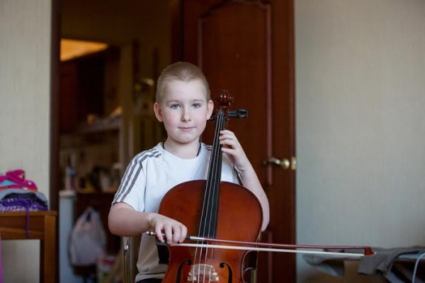 Костя, 10 лет
