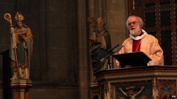 Бывший Архиепископ Кентерберийский считает Великобританию «пост-христианской» страной
