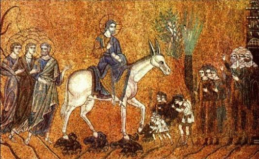 Святитель Иннокентий Херсонский. Вход Господень в Иерусалим и уничтожение мечты о земном царстве