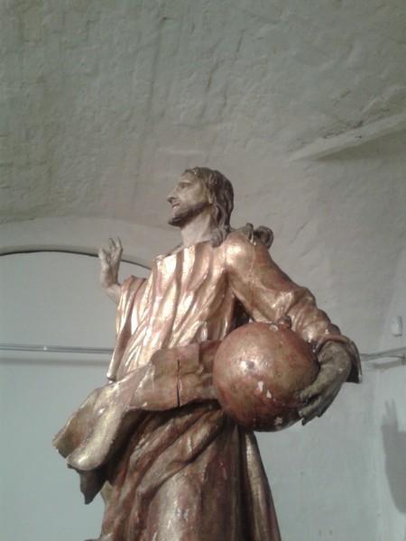 Христос-Вседержитель. Середина XVIII века