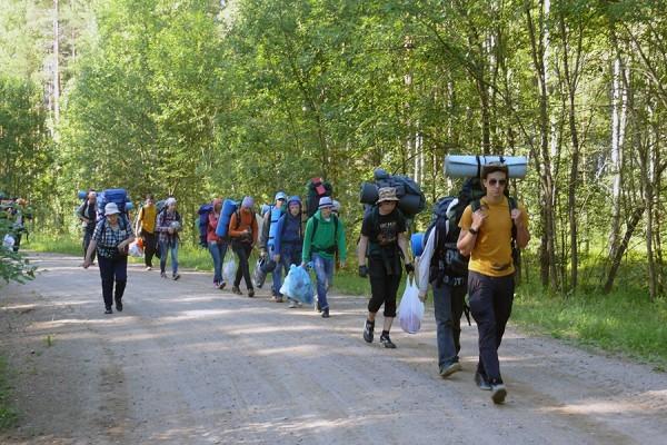 Экспедиция в Новгородскую область
