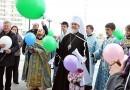 На Благовещение в храмах Хабаровска выпустят сотни воздушных шаров