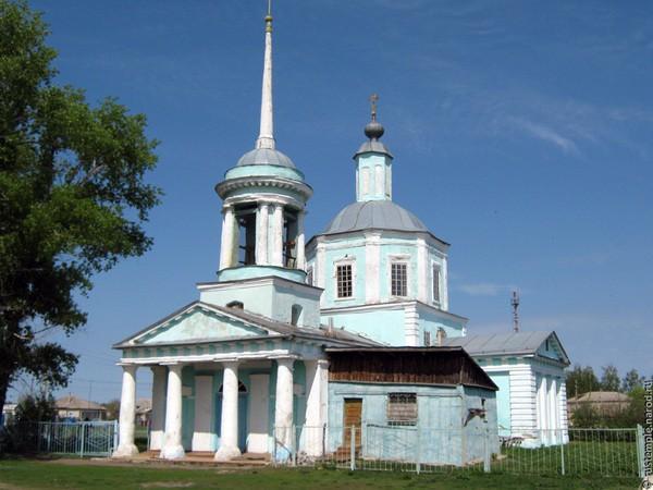 В Воронежской области отреставрируют храм XVIII века