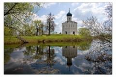 Проход к памятнику ЮНЕСКО – церкви Покрова на Нерли станет бесплатным