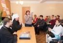 Духовенство Украинской Православной Церкви передало социальную помощь незрячим