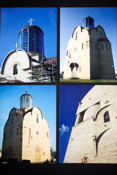 Православная Церковь Покрова Пресвятой Богородицы в Бельске Подляшском. Архитектор - Ежи Устинович