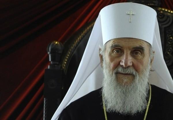 Патриарх Сербский Ириней высказал обеспокоенность из-за событий в Украине