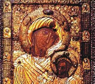 Церковь празднует день Иверской иконы Божией Матери