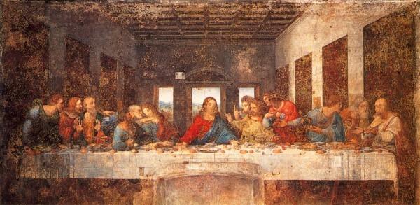 Фреска да Винчи