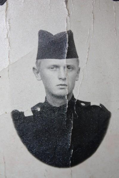 Юнкер военного училища Лабинский Никита, Югославия