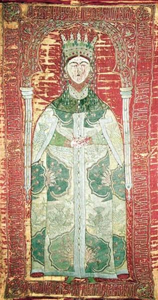 Мария Палеологиня, княжна Мангупская. Источник: basilica.ro