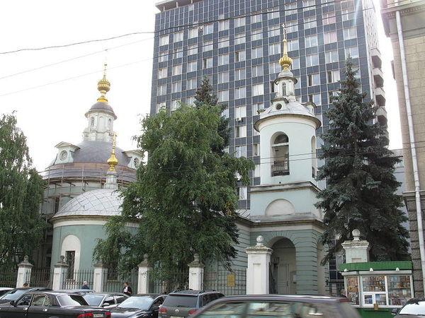 В одном из московских храмов обнаружили снаряд времен Великой Отечественной войны
