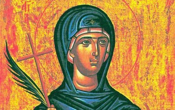 Церковь чтит память мученицы Матроны Солунской