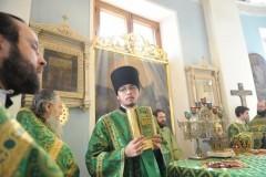Иеродиакон Николай (Оно): Я благодарен возможности совершать Литургию и приобщаться Христовых Таин в России, вместе с русскими православными