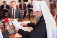 Всеукраинский совет церквей выступил с совместным заявлением и предложил принять закон о церковно-государственных отношениях
