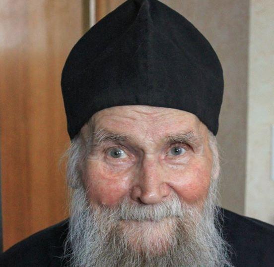 Отошел ко Господу старейший насельник Валаамского монастыря