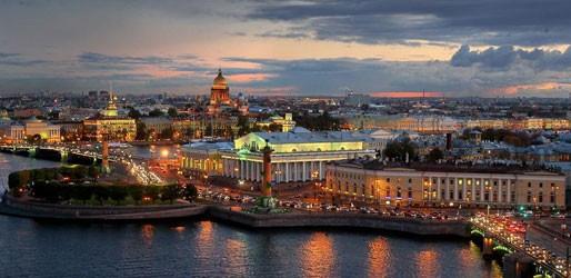 К Пасхе в Санкт-Петербурге построили новый храм