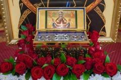 В Казахстан прибыл ковчег с частицей Пояса Богородицы
