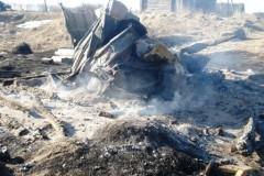 В Симбирской епархии сгорели две православные часовни