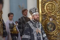Митрополит Иларион: Каждое из богослужений Страстной седмицы говорит о важнейших событиях в истории нашего спасения