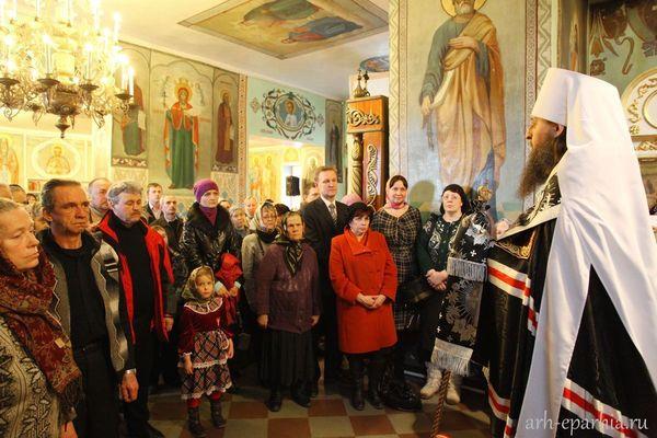 40 жителей Архангельска дали обет трезвости