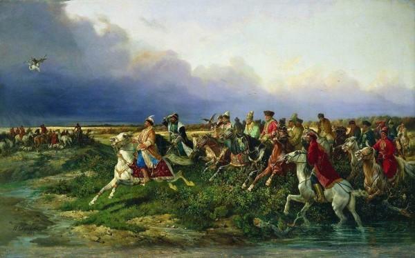 «Новые русские» XVII века