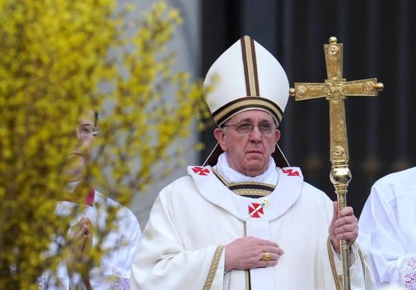 Папа Римский Франциск канонизировал Иоанна Павла II и Иоанна XXIII