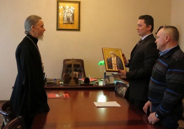 Вологодская и Словенская епархии  произведут обмен паломниками и священнослужителями