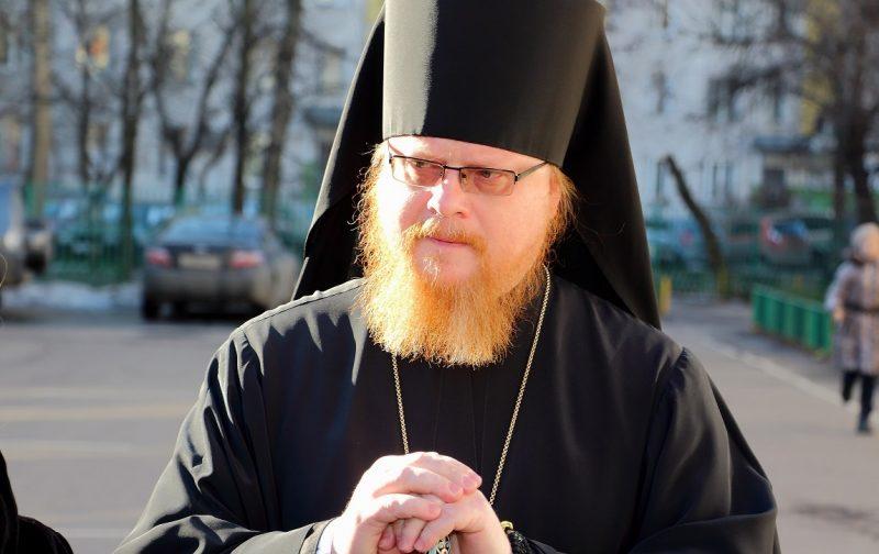 Епископ Подольский Тихон: Новым храмам в Москве противятся недостойные люди