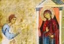 Благая весть: Вежливый стук в дверь и смелость Марии