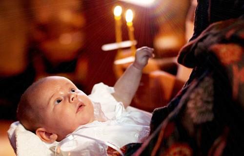Православие зачем крестить ребенка