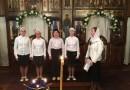 Хор слепоглухих детей выступил с пасхальным концертом в Париже
