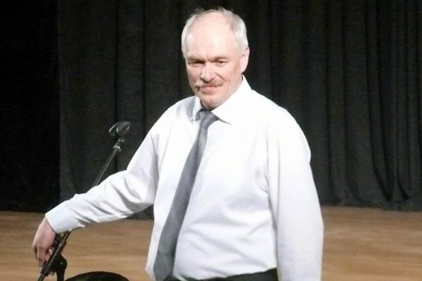 Директор Андрей Максудович Исхаков