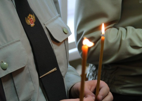 В ФСКН Тверской области открыли молельную комнату