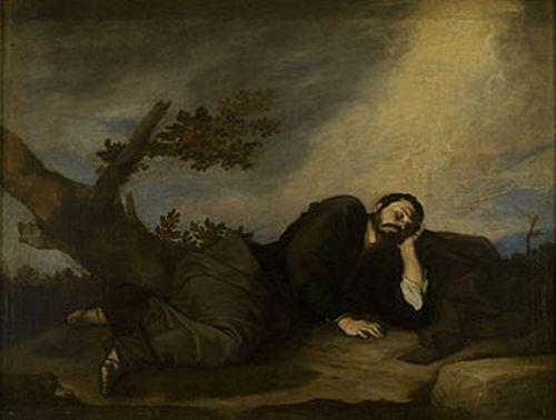 Хосе Рибера. «Лестница Иакова»