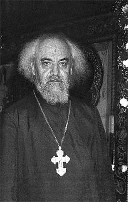 Протоиерей Илья Шмаин