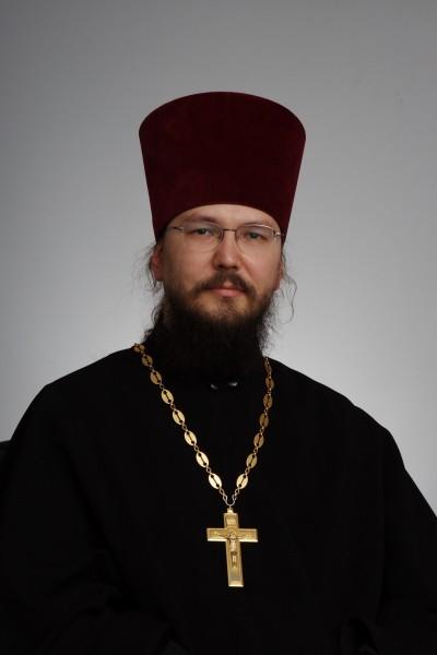 Протоиерей Павел Великанов. Фото: mpda.ru
