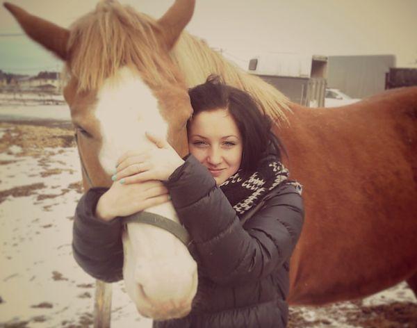 Фото со странички Оксаны Вконакте