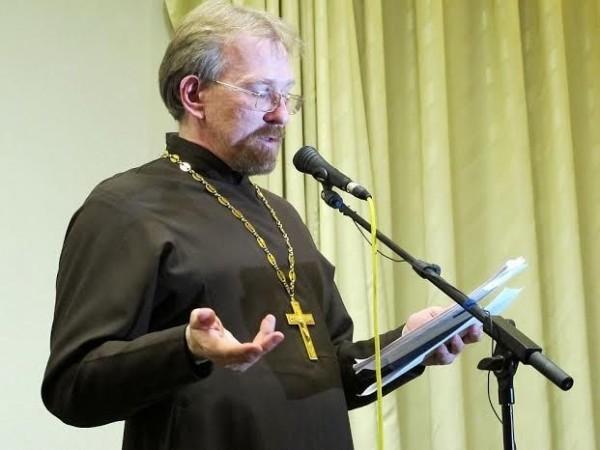 Стенгазета священника Сергия Круглова
