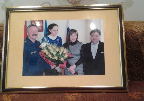 Фото со странички Оксаны Вконтакте