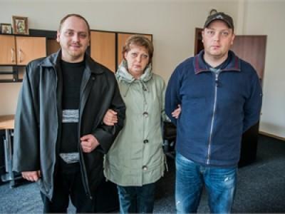 Запорожских пономарей, обвиненных во взрыве храма, выпустили на свободу